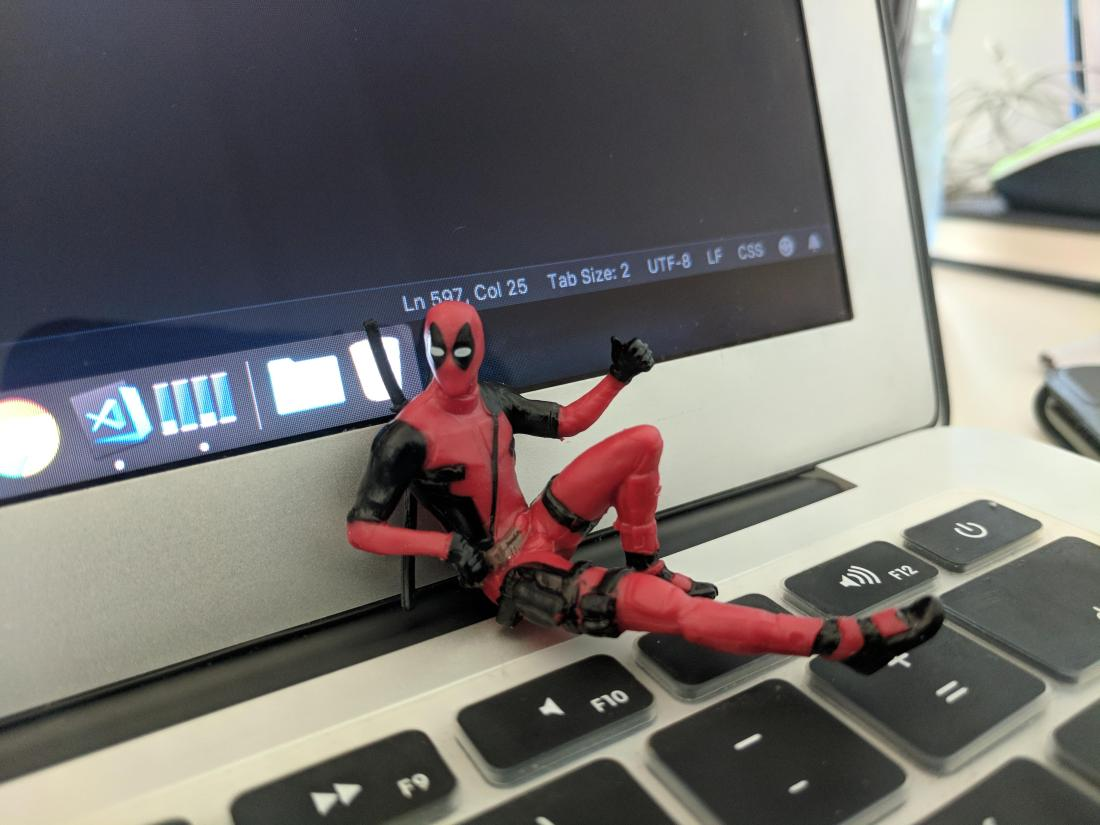pc deadpool